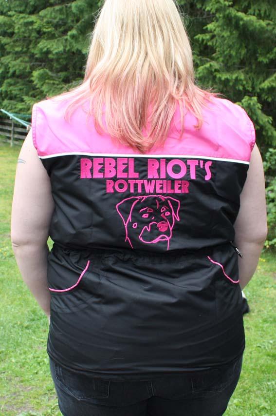 rebel riots