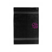 Musta / pinkki tassu