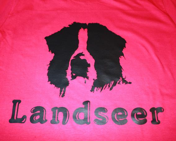 Landseer painatus